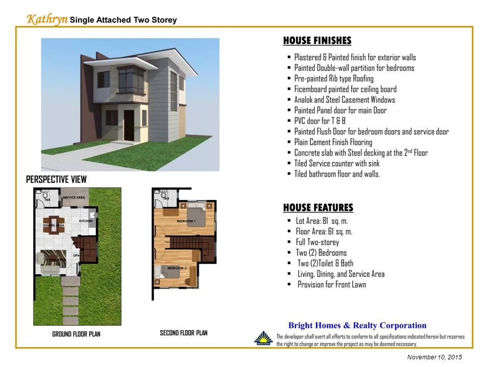 Primeville Residences – Bright Homes Floor Plans